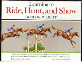 Learning to ride hunt show
