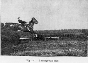 From Riding and Hunting by Horace Hayes